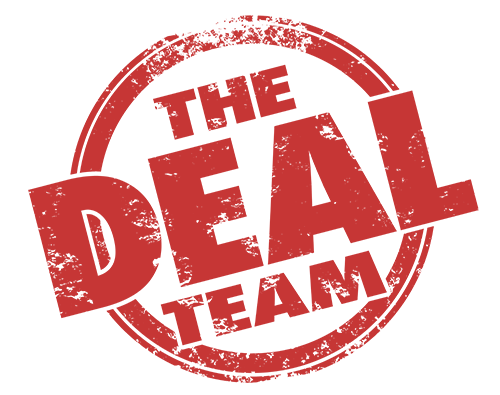 Saving Us From Ourselves >> The Deal Team   Working as a Team to get Deals Done!